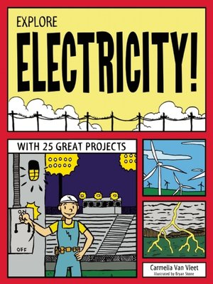 cover image of EXPLORE ELECTRICITY!